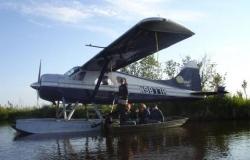 Alaska Fishing Drop Offs
