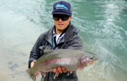 Fly-out Fishing from Anchorage Alaska