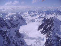 Anchorage & Chugach Mountains Flightseeing Tours