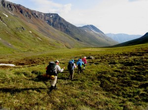 Alaska's National Park Hiking