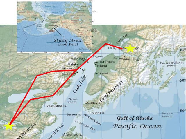 Brooks Map